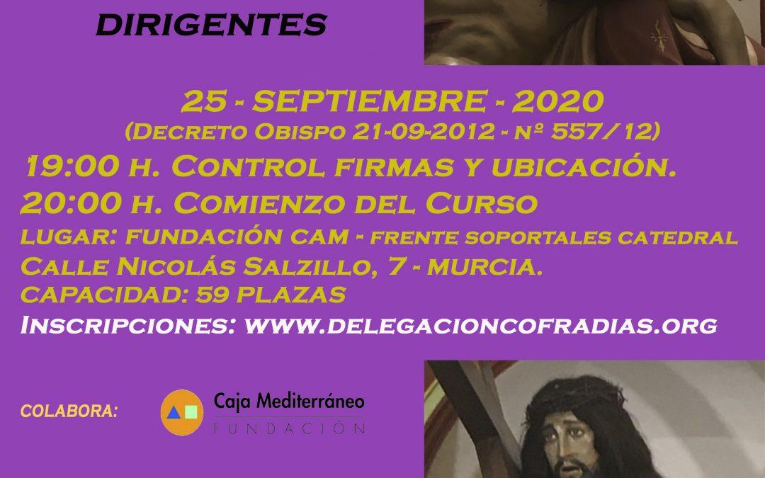 CUALIFICACIÓN DIRIGENTES SEPTIEMBRE 2020